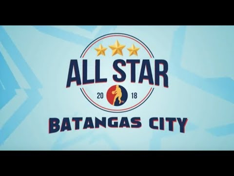 PBA All-Star 2018 Highlights: Luzon All-Stars vs All-Star National Team May 25, 2018