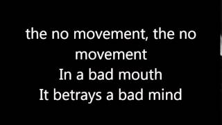 Fugazi- Bad Mouth lyrics
