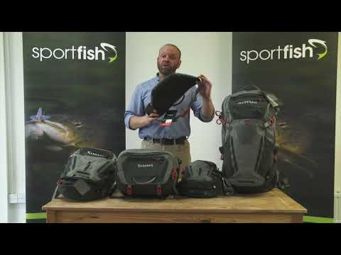 Tackle On Test - Simms Freestone Tactical Hip Pack