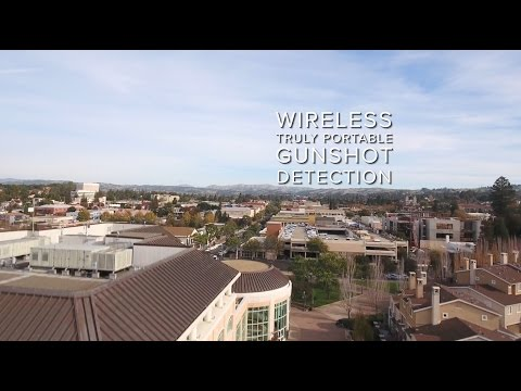 OnSound Acoustic Gunshot Detection, AI-based real-time localization and detection