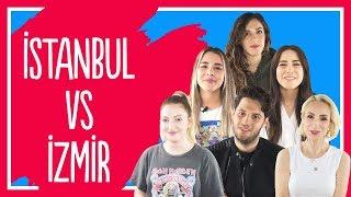 İZMİR vs İSTANBUL | DANLA BİLİC, TATLICI, SEBİBEBİ, BELİZ ŞEN, ECE TARGIT