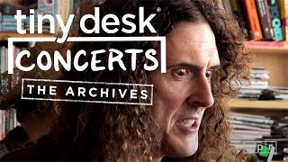 Download Lagu 'Weird Al' Yankovic: NPR  Tiny Desk Concert From The Archives MP3