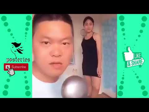 TOP CHINESE FUNNY VIDEOS   Vine Girls Fails videos from my phone Funny Videos 20