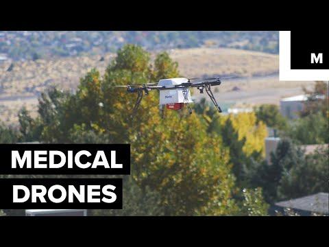 Medical Delivery Drones