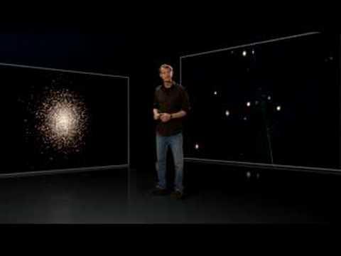 Hubblecast 15: Black hole found in Omega Centauri