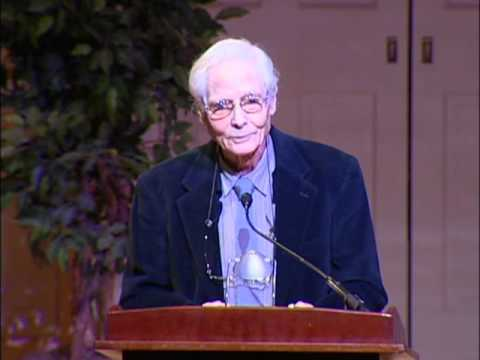 Poet Laureate W.S. Merwin Opens the Literary Season