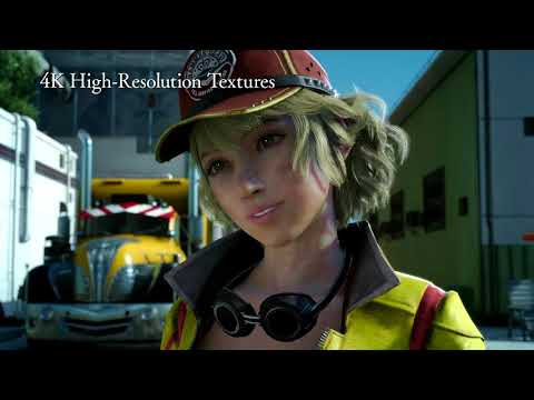 FINAL FANTASY XV: WINDOWS EDITION Announcement trailer