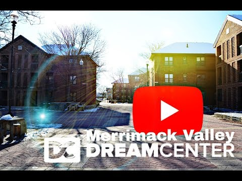 Merrimack Courts ( Essex Street Projects ) Lawrence, MA / Merrimack Valley Dream Center.