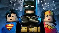 Lego betman DC
