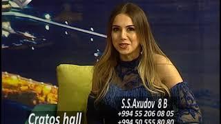 Cratos hall yeni il şənliyi. Lider maqazin 15.12.2018
