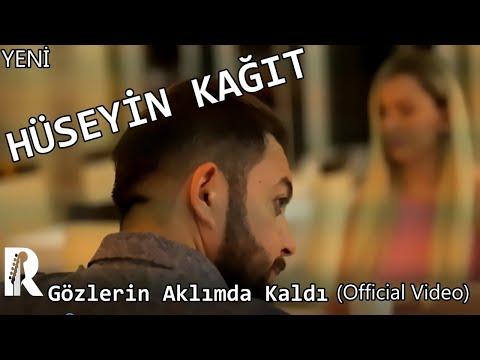 HÜSEYİN KAĞIT - Gözlerin Aklımda Kaldı (Official Video) Ankaralı namık Anısına