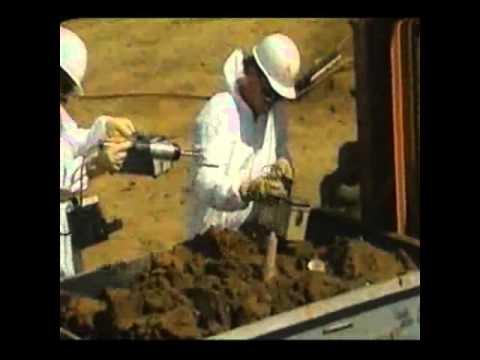 Santa Susana Field Laboratory Area IV Burn Pit