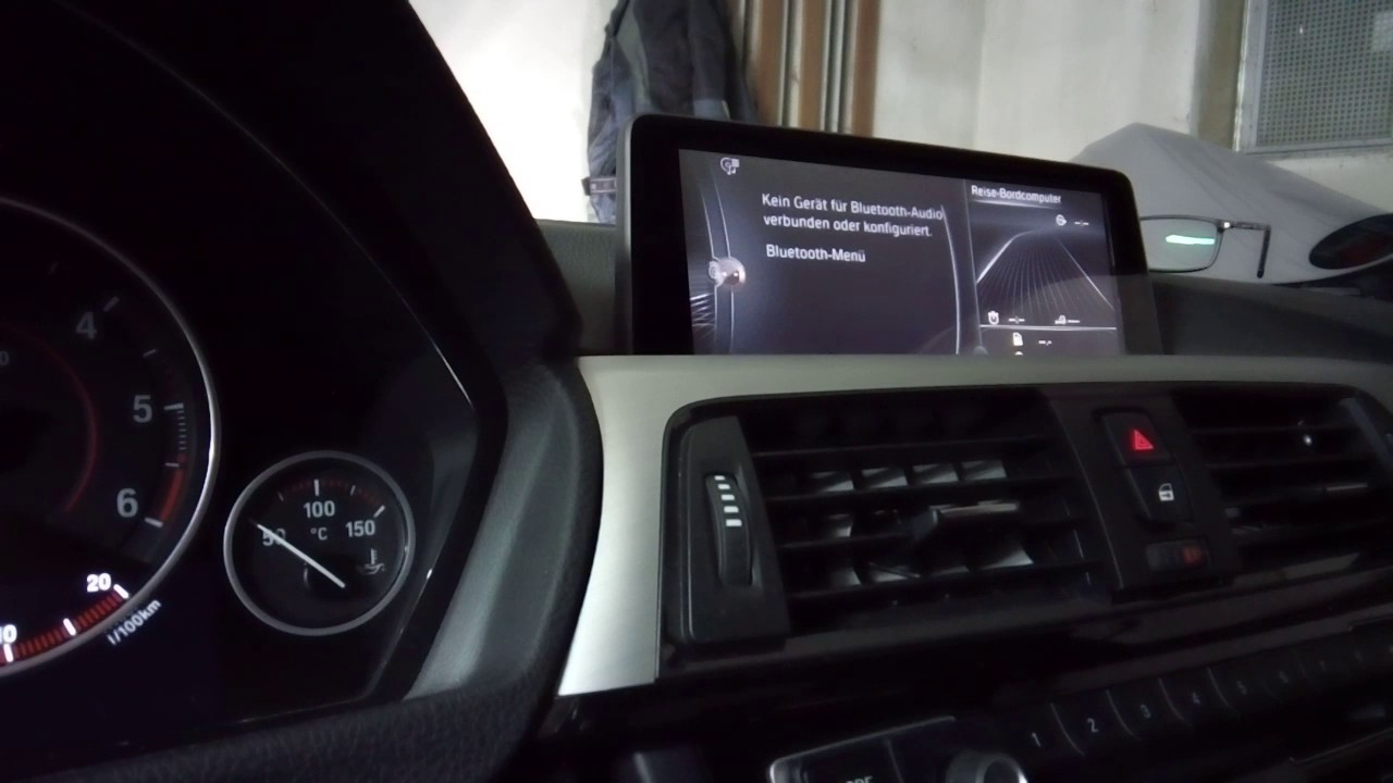 android im bmw f30 f32 f31 f34 etc mit touchscreen funktion youtube. Black Bedroom Furniture Sets. Home Design Ideas