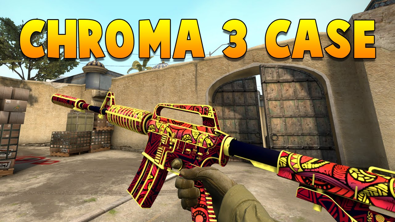 Chroma 3 кейс кс го cs go skin quality degrade