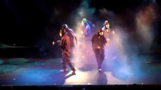 Jabbawockeez @Fox Studios Part 3/3
