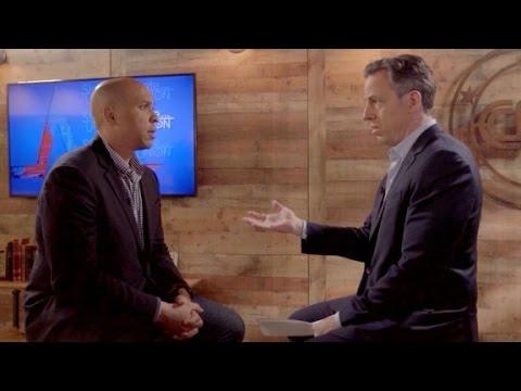 Sen. Cory Booker's entire SOTU interview