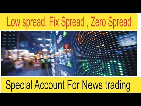 Low Fix and Zero Spread   FBS Best Broker For News Trading Hindi & Urdu  Tutorial by Tani Forex