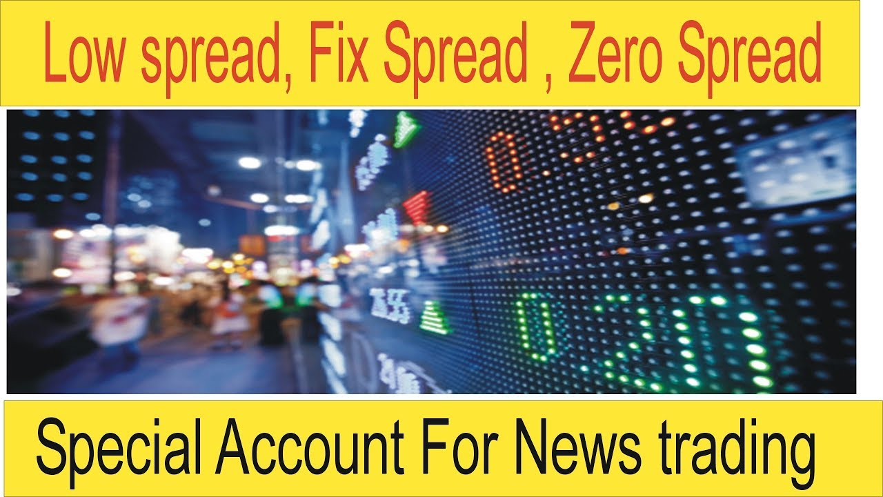 0 spread forex broker