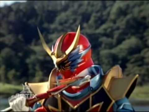 MF Red Dragon Fire Ranger Power! 01!