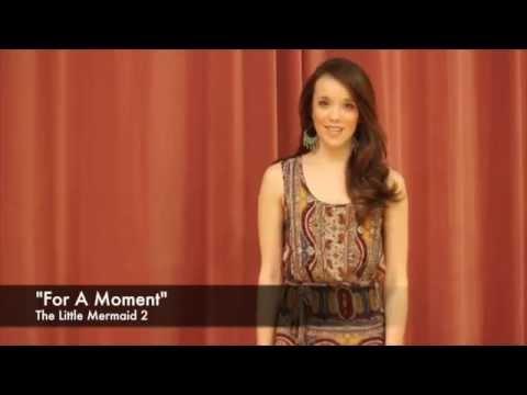 Amanda Smith - Princess Moana Audition streaming vf
