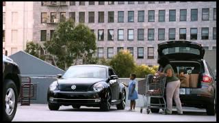 2012 Beetle High Five Volkswagen Commercial