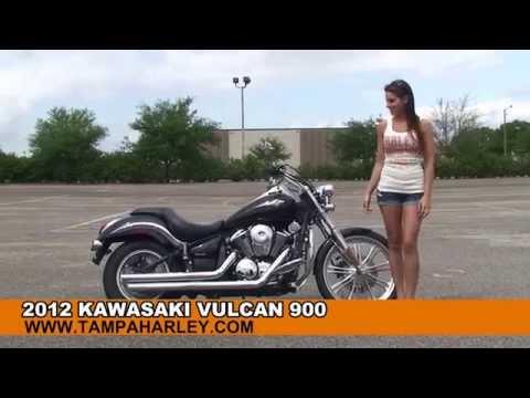 Used 2012 Kawasaki Vulcan 900 Motorcycles for sale Ocala Florida