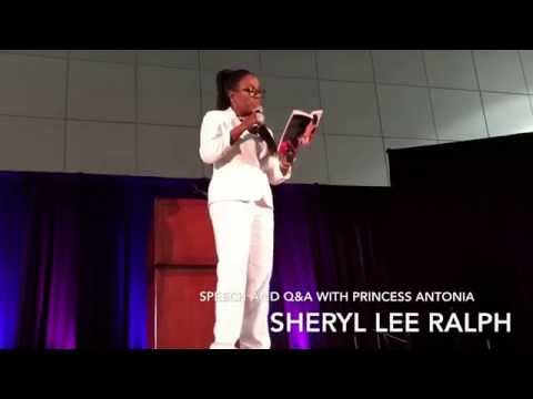 BEVERLY HILLS ROYAL TV-Show - Sheryl Lee Ralph, The Most Powerfull Woman You Have Ever Seen!