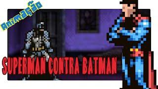 SuperMan contra Batman - Algunsbits #44