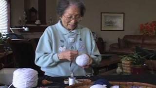 Chiyoe Kubota-Temari Ball Artist