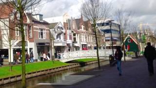 オランダのかわいらしくて落ち着いた街並@ザーンダム&ハーグ