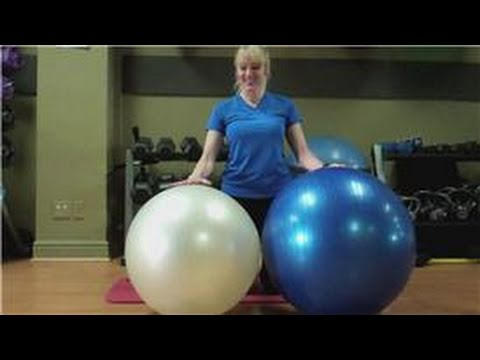 Workout Without Machines: How to Correctly Measure Stability Ball