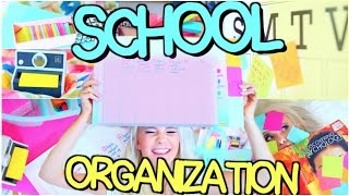 Back To School DIY Organization Ideas + Study Tips!