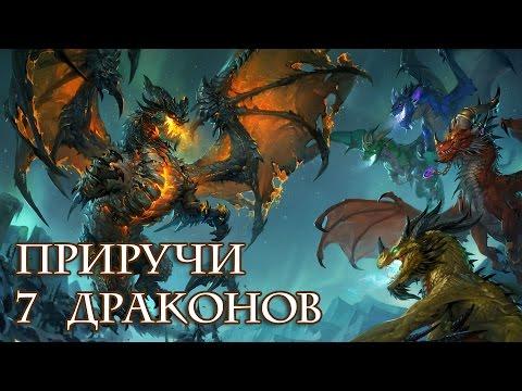 Настольная игра «7 Драконов» — обзор
