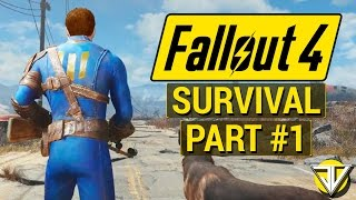 FALLOUT 4: SURVIVAL MODE Let