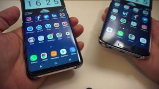 Vale a pena trocar o Galaxy S7 edge pelo Galaxy S8 Plus?