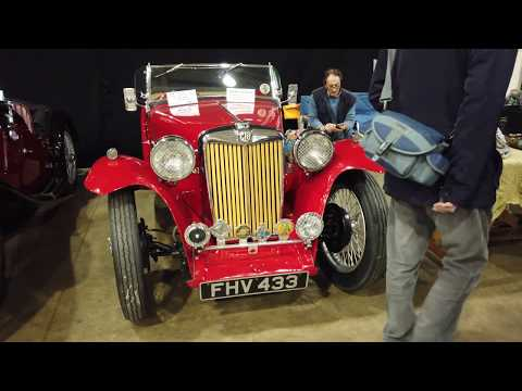 MG And Triumph Spares Day February 2019
