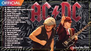 AC/DC Greatest Hits Full Album 2020 - Top 30 Best Songs Of AC/DC