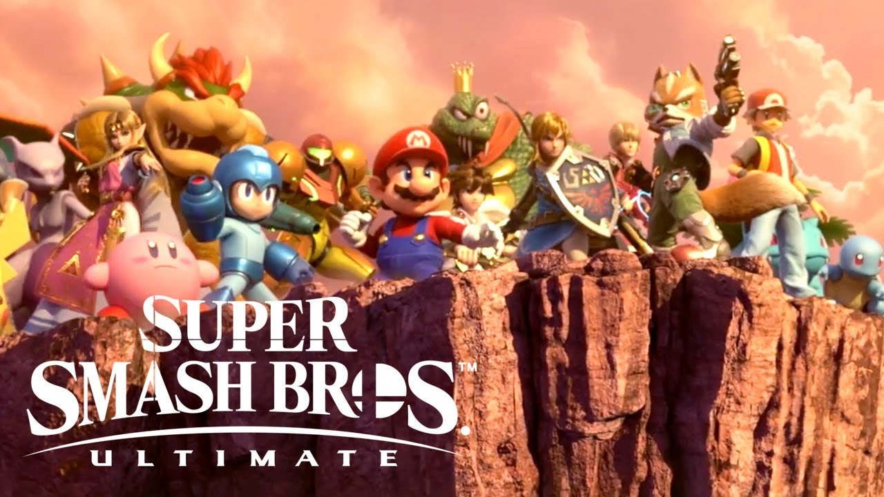 Super Smash Bros  Ultimate is out: Here's everything you