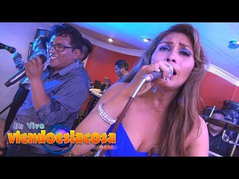 VIDEO: A FLOR DE CUMBIA - Cinco Minutos  En Vivo (canta Flor de María) - WWW.VIENDOESLACOSA.COM