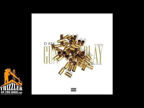 D-Rek ft. Mozzy - Gunplay (Beat By Eli) [Thizzler.com Exclusive]