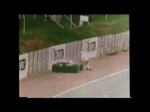 Incidente mortale di Tom Pryce e Janseen van Vuuren GP Sud Africa, Kyalami, 1977