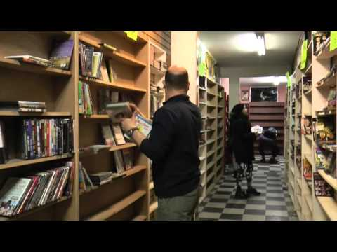 THE VIDEO STORE - A Queen Video Documentary