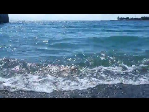 на озере Севан (Армения)