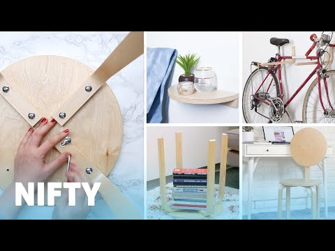 Download Youtube: 4 Ways To Upcycle A Basic Stool
