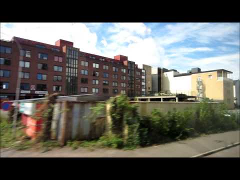 Rogaland 2012: Passing through Drammen