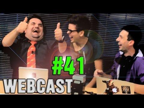 Webcast #41 - Marqs, Rumores, Múltiplas Contas no iPad, Rodada de Bem Boladas e mais!