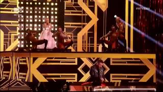 Nicki Minaj Goodbye LIVE EMA