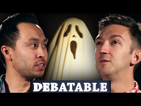 Thumbnail: Are Ghosts Real? • Debatable