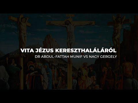 Muszlim-keresztény Hitvita Jézus Kereszthaláláról | Dr. Abdul Fattah Munif Vs Nagy Gergely