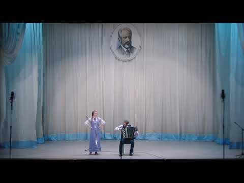 Руссская народная песня - «Ванюшка мой, миленький мой»
